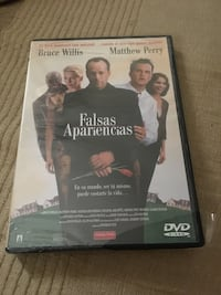 DVD Falsas apariencias Madrid, 28020