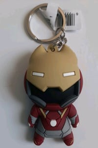 Iron man suit Keychain West Springfield, 22152