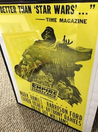 STAR WARS POSTER Guilford, 06437