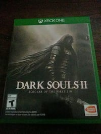 Dark Souls 2 Scholar of The First Sin for Xbox One Huntington Beach, 92647