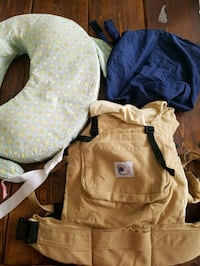 baby's brown and white carrier Milton, L9T 7J6