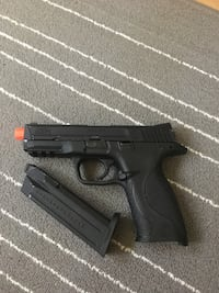 Airsoft blowback pistol (toy)