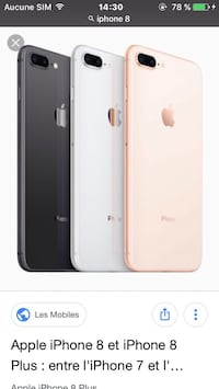 Iphone 8 Paris, 75015