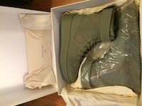 FEAR OF GOD Military Sneaker Army Green Nubuck-Cordura Size 44 OBI Madisonville, 70447