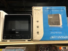 Brand new countertop microwave oven combo with warranty from factory