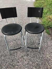 "2 bar stools $20each 25"" tall Taneytown, 21787"