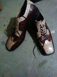 Stacy Adams Authentic Gatot Skin  Melbourne, 32935