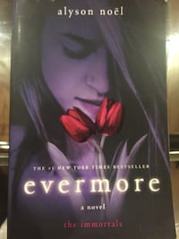 Evermore by Alison Noel  Burlington, L7L 4R9