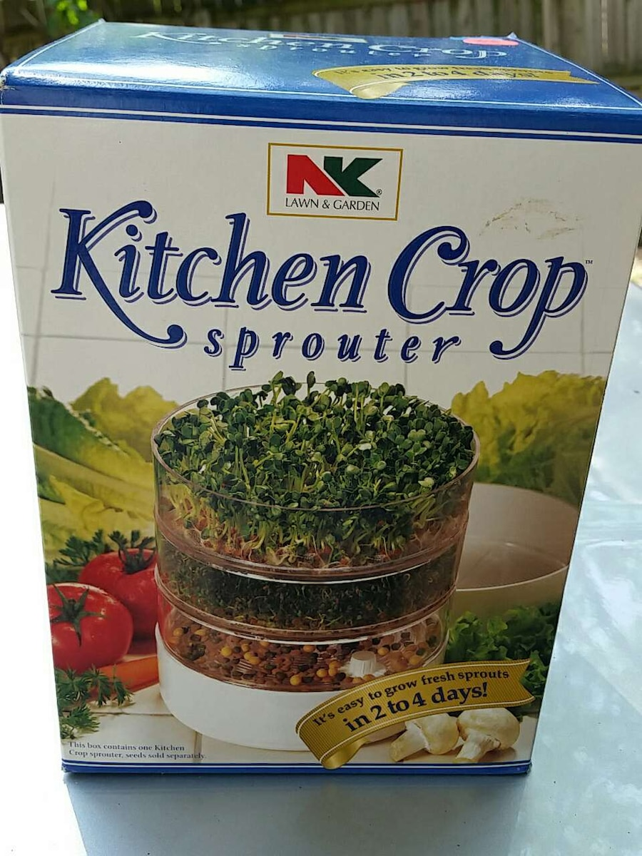 Kitchen Garden Sprouter Letgo Nk Lawn And Garden Kitchen Crop S In Ferndale Mi