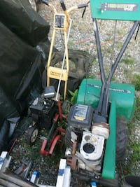Rototiller and bed edger Westborough, 01581