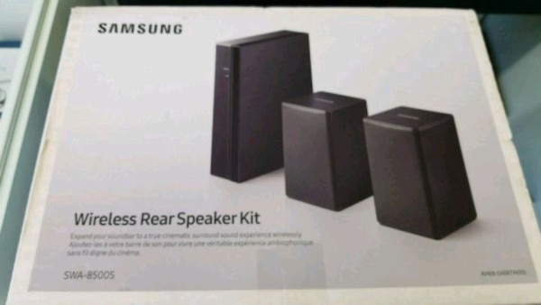 SAMSUNG REAR SPEAKER KIT FOR M SERIES SOUNDBARS