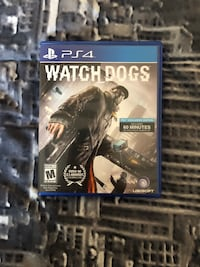 Watch dogs ps4 game Palm Harbor, 34685
