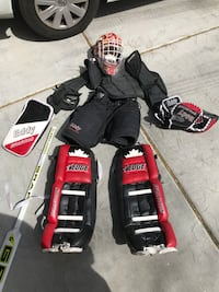 Hockey goalie equipment (youth) Las Vegas, 89143