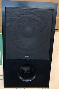 sony ws-ss102 subwoofer New Carrollton, 20706