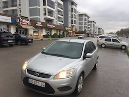 2010 Ford Focus 1.6 TDCI 90PS TREND X 7a8a5900-69a1-4249-be87-186b11d88040