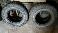 $40 For 2 tires