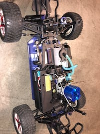 RC nitro car new haven't used Tempe, 85281