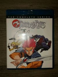 Thundercats Complete Series (blu-ray)