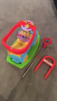 Mickey & Friends Ride-On Toy