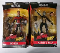 Marvel Legens BAF Figures New in Box Rochelle Park, 07662