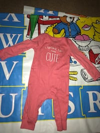 Baby Girl Newborn Un-footed Pajamas With Mitts Fort Washington, 20744