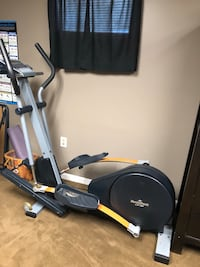 black and gray elliptical trainer Frederick, 21702