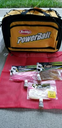 PowerBait Tackle Bag Package  League City, 77573