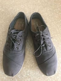 Mens Toms Lace Up Canvas Henderson
