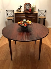 Dark Wood Dining Table Frederick, 21702