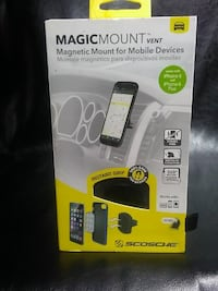 Magicmount Vent magnetic mount for mobile devices box Windsor, 80550