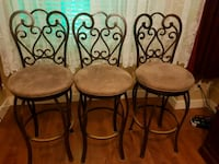 Bar height chairs West Kelowna, V4T 3A7