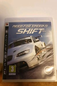 Need For Speed Shift PS3 Mehmet Akif Ersoy Mahallesi, 06200