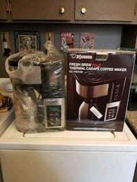Zojirushi Thermal Carafe Coffee Maker Las Vegas, 89119