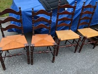 4 Antique chairs Montgomery Village, 20886