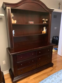 4 PIECE BEDROOM SET. GOOD QUALITY WOOD! Vaughan, L4H 0E3