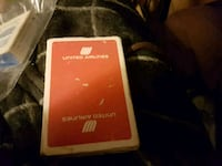 united airlines playing cards Markdale, N0C 1H0