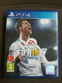 Ps4 fifa 18  İncirtepe, 34510