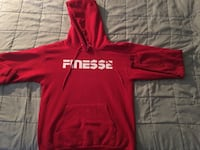 red and white Adidas pullover hoodie Silver Spring, 20901