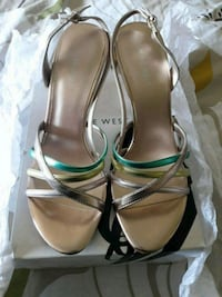 Nine West sandals/heels size 9M new Toronto, M9W