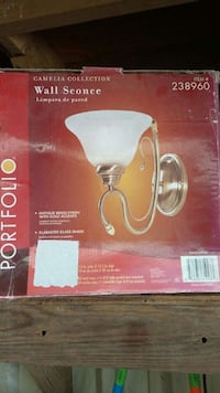 Wall light Heflin, 36264