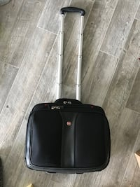Free swiss army small suitcase