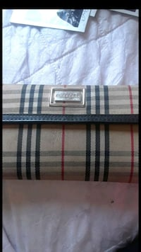 brown and black Burberry wallet Perris, 92571