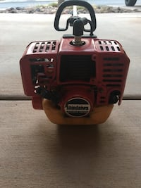 Vintage shindaiwa trimmer. 1991 model. Runs great.  Washington, 84780