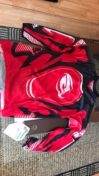 Motocross long sleeve shirt. Brand New never used !  Gatineau, J8V 4B2