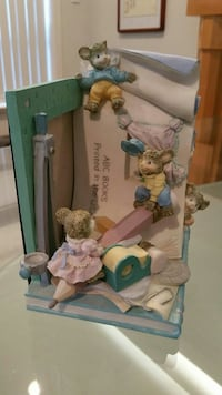 Storybook Mice Picture Frame