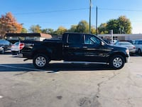 2011 BLACK FORD F150 SUPERCREW 4X4 PICK UP TRUCK DEPENDABLE! Livonia