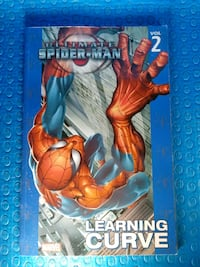 Spider-Man comic book  Houston, 77081