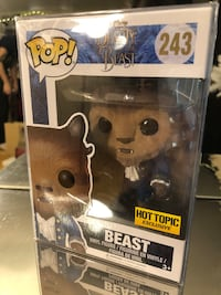 BEAUTY AND THE BEAST POP FIGURE DISNEY Mississauga, L5A 3K7