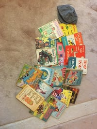 Vintage golden books and dr sues books Vienna, 22180