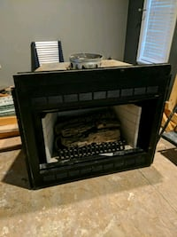 Gas Fireplace Insert Johnson City, 37604